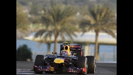 Sebastian Vettel admite que Mclaren será el rival a vencer en Abu Dabi