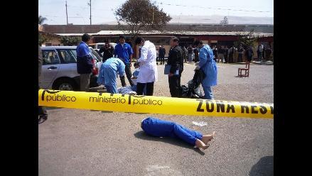 Estibador muere tras ser apuñalado por su vecino en Huaycán