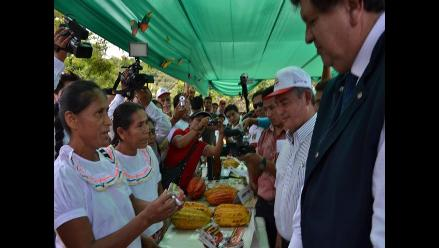 San Martín: Todo va quedando listo para la ´Expo Cacao Tocache 2012´