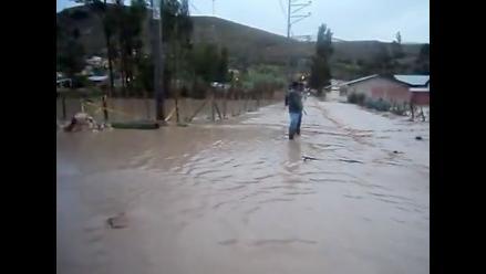 Ayacucho: Lluvias afectan viviendas en la provincia de La Mar