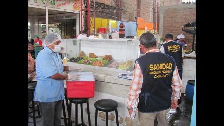 Solo 50 restaurantes calificaron como saludables en Chiclayo