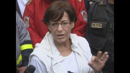 Villarán: No se permitirán más depósitos en Barrios Altos