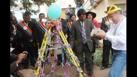 Cusco: Rinden homenaje a Túpac Amaru a 232 años de gesta libertaria