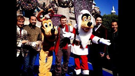 Backstreet Boys estrena una mágica canción por Navidad