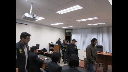 Arequipa: Detienen a dos colombianos acusados de robo