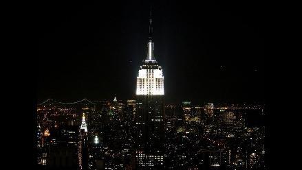 Las luces del Empire State anunciarán al nuevo presidente de EEUU