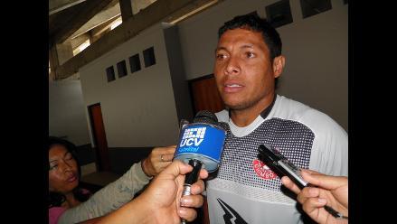 Chimbote: Delantero del José Gálvez fue impedido de entrenar