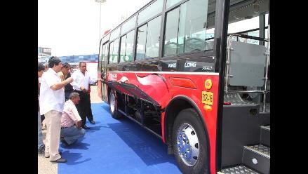Trujillo: Buscan motivar a los transportistas al cambio de sus unidades