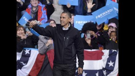 Barack Obama es reelegido presidente de los Estados Unidos