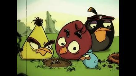 Jugar Angry Birds en el trabajo puede aumentar la productividad