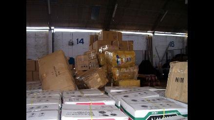 Arequipa  Incautan ropa de contrabando valorizada en 9 mil dólares b808ea12f75e8