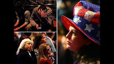 EE.UU.: Republicanos lamentan derrota de Romney