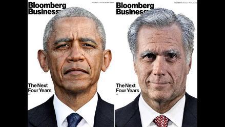 Revista elaboró dos portadas por si ganaba Obama o Romney