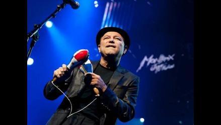 Peruanos esperan para disfrutar de Rubén Blades con la Fania All Star