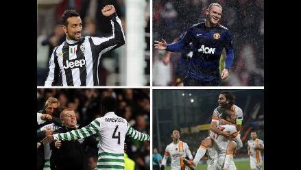 Reviva en imágenes lo mejor de la cuarta jornada de la Champions