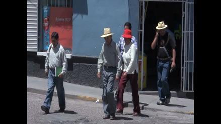 Alta radiación ultravioleta afecta a la ciudad de Arequipa