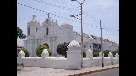Organizan cruzada para salvar templo de Mansiche en Trujillo