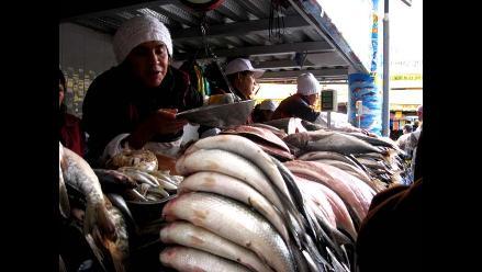 Huancayo: Comer pescado en mal estado causaría infecciones y alergias