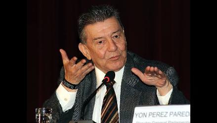 Roncagliolo informará al Pleno sobre acciones de Movadef en el exterior