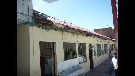Puno: Infraestructuras de más de 300 colegios están a punto de colapsar