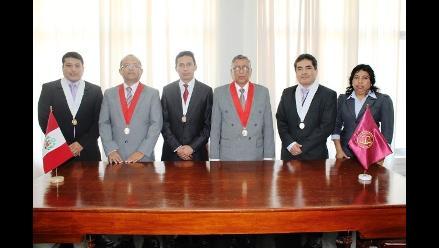 Piura: Nuevos jueces especializados se incorporan a distrito judicial