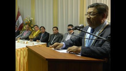 Trujillo: Presidente de la ANR rechaza pintas del Movadef en Piura