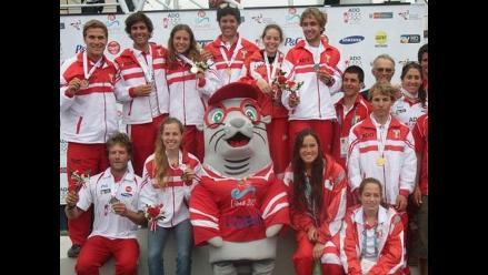 Velerista Stephanie Zimmerman ganó oro en Bolivarianos de Playa