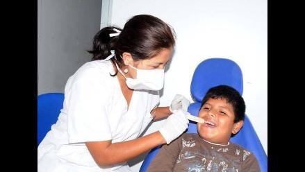 Más del 95 por ciento de niños peruanos tienen caries