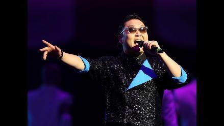 Europa bailó el Gangnam Style de PSY en los MTV EMA 2012