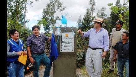 Piura: Inauguran obra de electrificación en Huancabamba