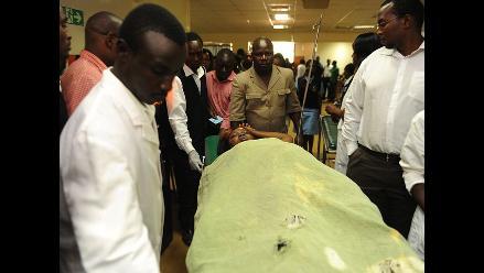 Ladrones de ganado matan a 30 policías en emboscada en Kenia