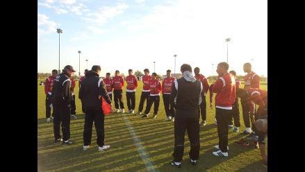 FOTOS: La selección peruana entrenó pensando en Honduras