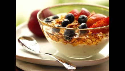 Cinco tipos de desayunos sanos