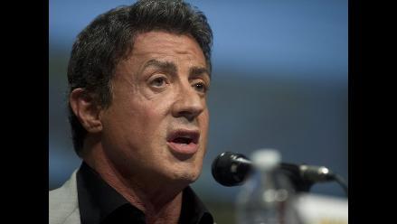 Sylvester Stallone recibe en Roma la Loba Capitolina