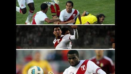 Conozca la posible alineación titular de Perú ante Honduras