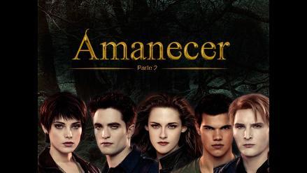 Los vampiros están de regreso: Conozca a los personajes de Amanecer 2