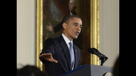 Obama: Relaciones entre la Casa Blanca y el Congreso pueden mejorar