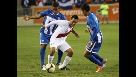 Selección peruana empató sin goles con Honduras en un discreto partido