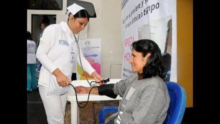 Iniciarán campaña de despistaje de diabetes en hospital Cayetano Heredia