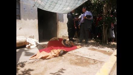 La Libertad: Asesinan de 10 balazos a sujeto en Chao