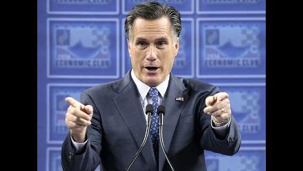 Romney: Obama ganó elecciones por regalos a hispanos, jóvenes y negros