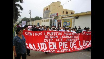 Lambayeque: Presidente regional no descarta cese de trabajadores CAS