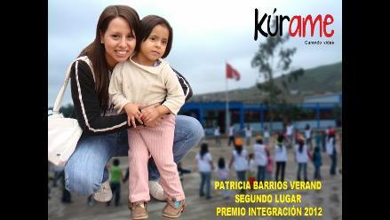 Patricia Barrios: Promoviendo el voluntariado juvenil ´Kúrame´