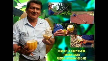 Juan de la Cruz Rivera: ´Tenemos el cacao más fino del mundo´