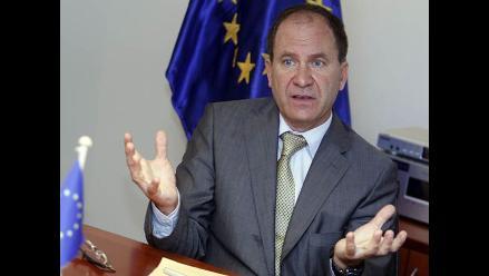 Acuerdo comercial UE-Perú está ´en los últimos cien metros´