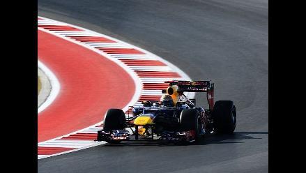 Sebastian Vettel lidera los entrenamientos en la penúltima fecha de F1