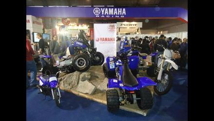Yamaha Motor del Perú presentará principales productos en Motorshow 2012