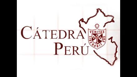 Sigue en vivo la Cátedra Perú de la USMP