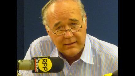 García Belaúnde cree que hubo venganza política en sanción a JDC