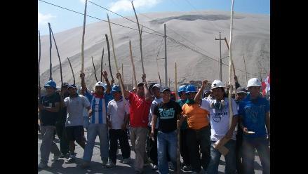 Arequipa: Mineros artesanales acatarán paro indefinido a partir del lunes